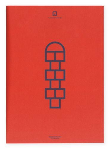 Un Sedicesimo 45 playgrounds Luca Terraneo cover